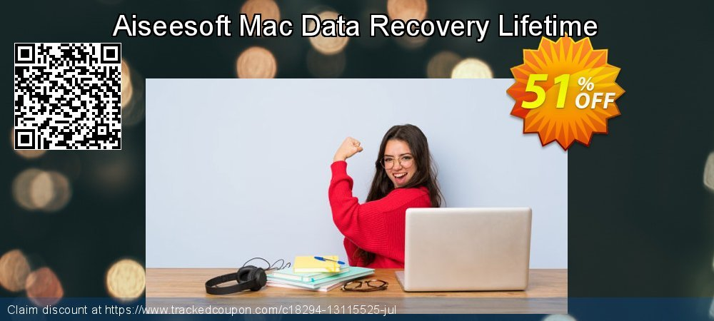 Claim 51% OFF Aiseesoft Mac Data Recovery Lifetime Coupon discount August, 2021