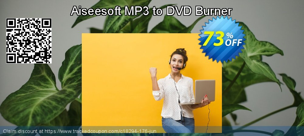 Aiseesoft MP3 to DVD Burner coupon on 4th of July discounts