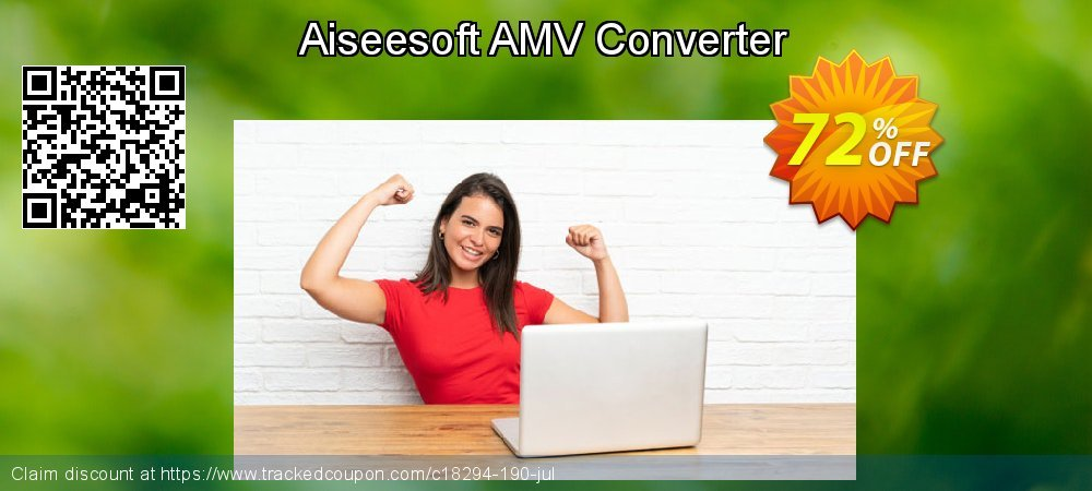 Aiseesoft AMV Converter coupon on Christmas & New Year promotions
