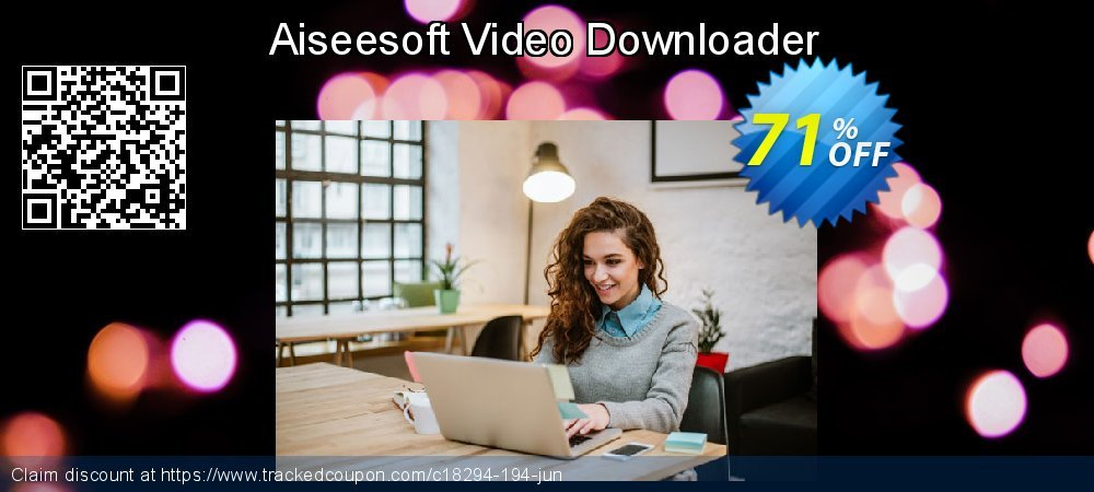 Get 30% OFF Aiseesoft Video Downloader offering sales