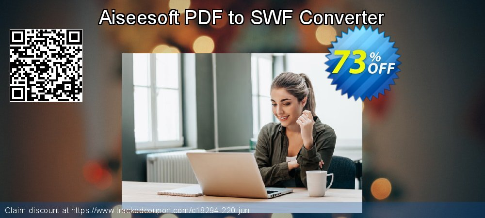 Get 70% OFF Aiseesoft PDF to SWF Converter discount