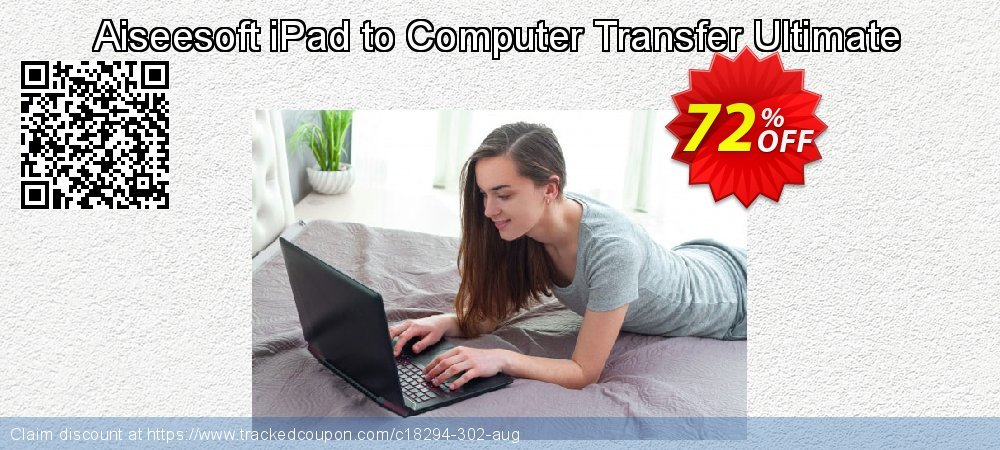 Aiseesoft iPad to Computer Transfer Ultimate coupon on Thanksgiving offer