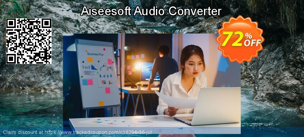 Aiseesoft Audio Converter coupon on April Fool's Day deals