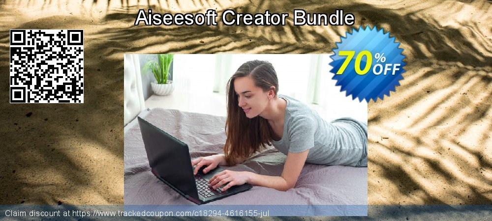 Aiseesoft Creator Bundle coupon on Christmas Day promotions