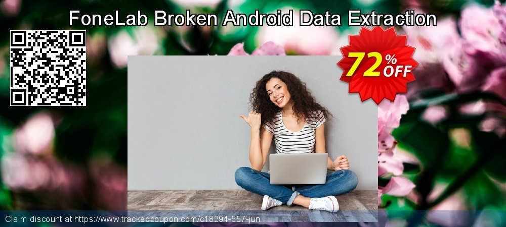 Get 40% OFF Aiseesoft Broken Android Phone Data Extraction offering sales