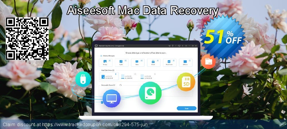 Claim 51% OFF Aiseesoft Mac Data Recovery Coupon discount August, 2021
