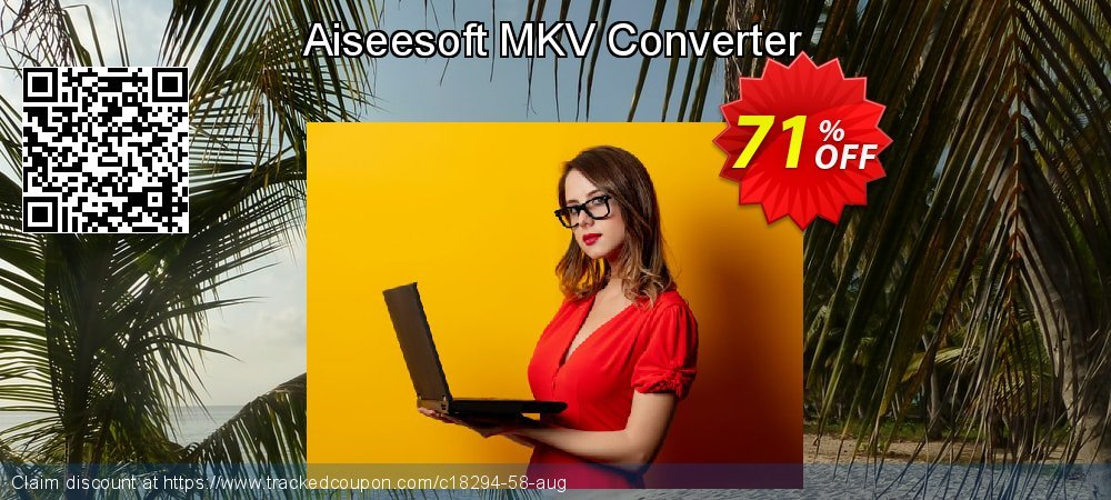Aiseesoft MKV Converter coupon on Int. Workers' Day sales