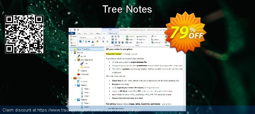 Tree Notes coupon on American Chess Day promotions