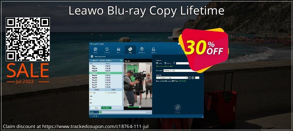 Leawo Blu-ray Copy Lifetime coupon on University Student offer sales