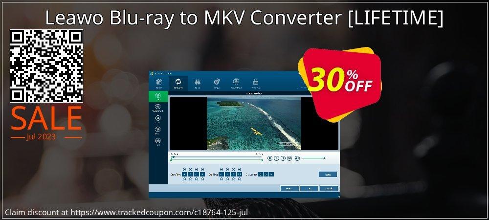 Leawo Blu-ray to MKV Converter [LIFETIME] coupon on Black Friday discounts