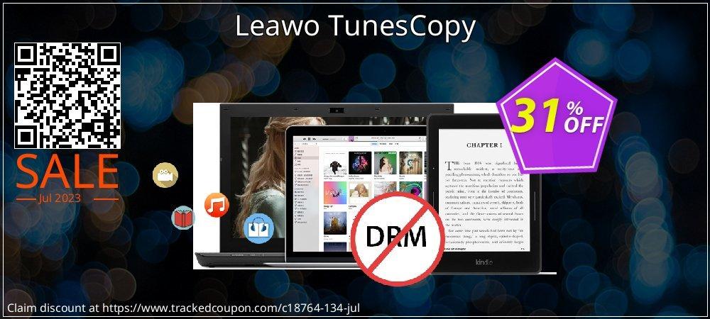 Get 30% OFF Leawo TunesCopy offering deals