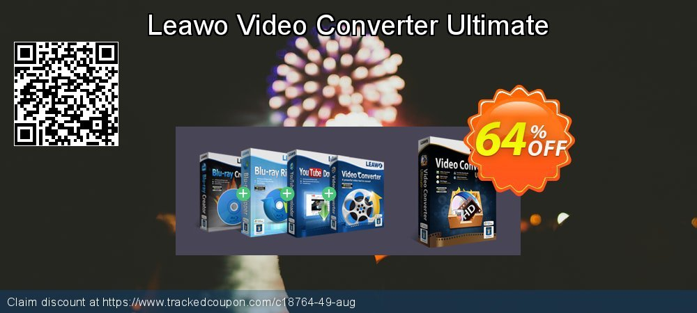 Get 30% OFF Leawo Video Converter Ultimate offering sales