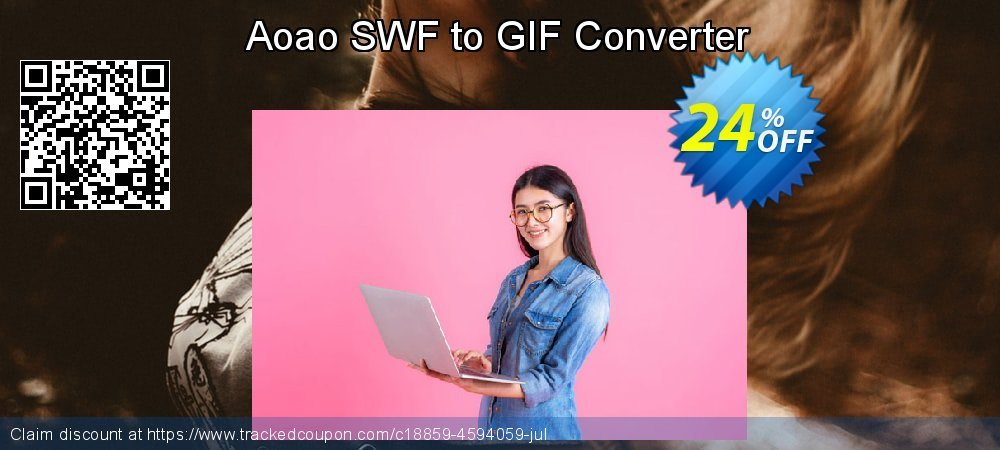 Aoao SWF to GIF Converter coupon on Halloween discount