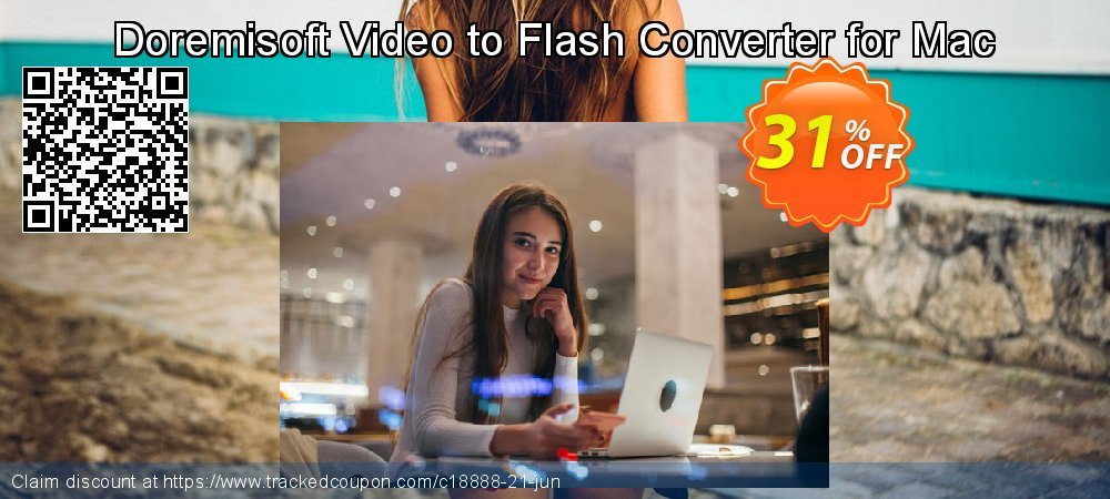 Get 30% OFF Doremisoft Video to Flash Converter for Mac offer