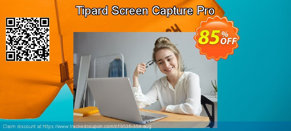 Tipard Screen Capture Pro coupon on New Year's eve offering discount