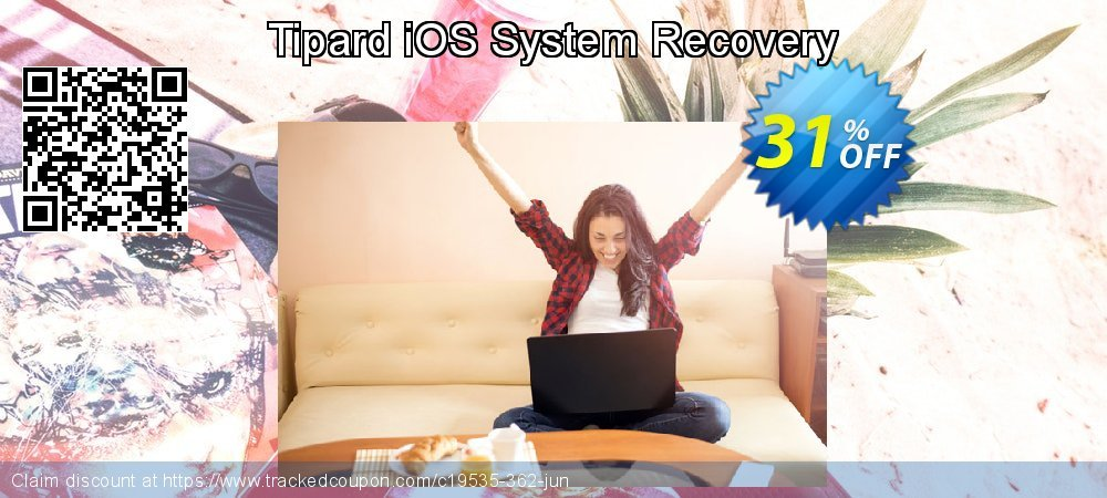 Tipard iOS System Recovery coupon on Back to School coupons offering discount