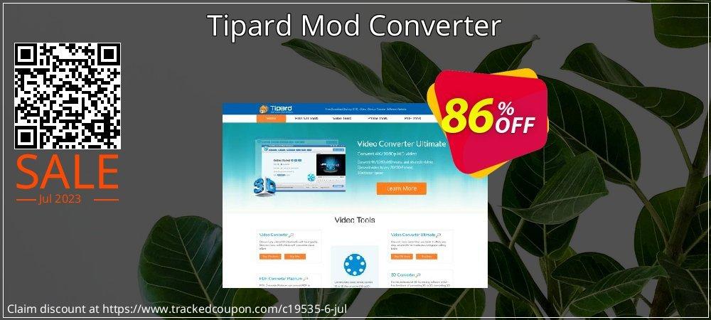 Get 40% OFF Tipard Mod Converter discount