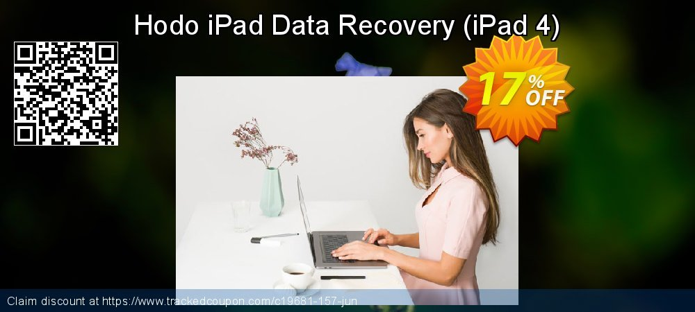 Claim 15% OFF Hodo iPad Data Recovery (iPad 4) Coupon discount August, 2019