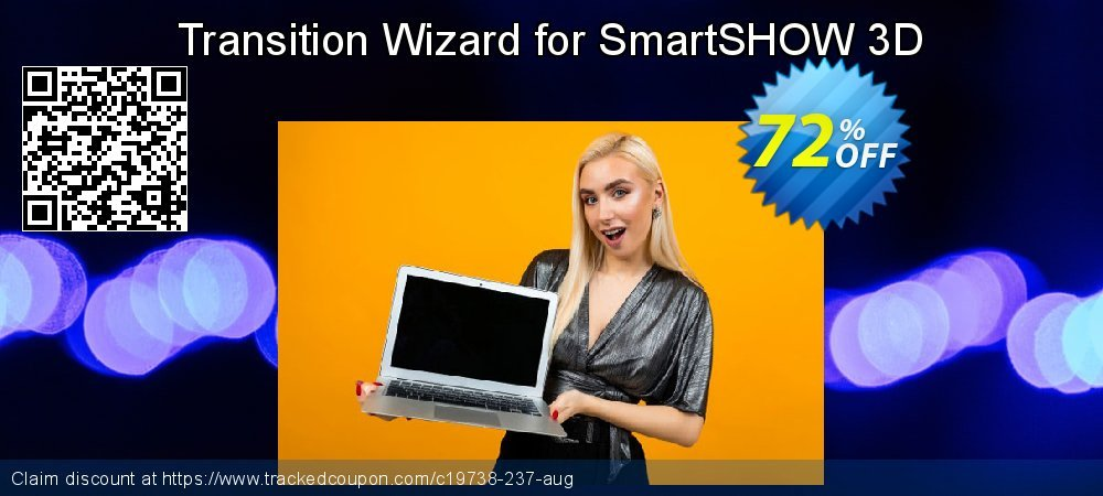 Transition Wizard for SmartSHOW 3D coupon on New Year's Day discount