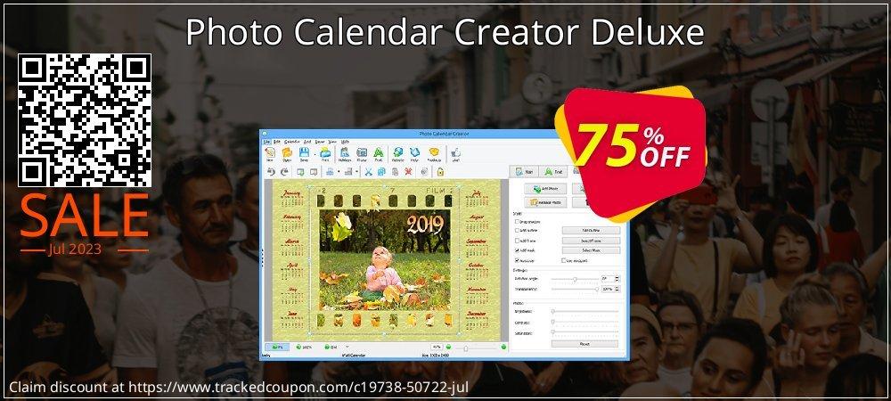 Get 70% OFF Photo Calendar Creator Deluxe promo