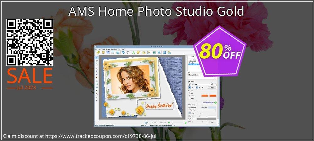 Get 80% OFF AMS Home Photo Studio Gold deals