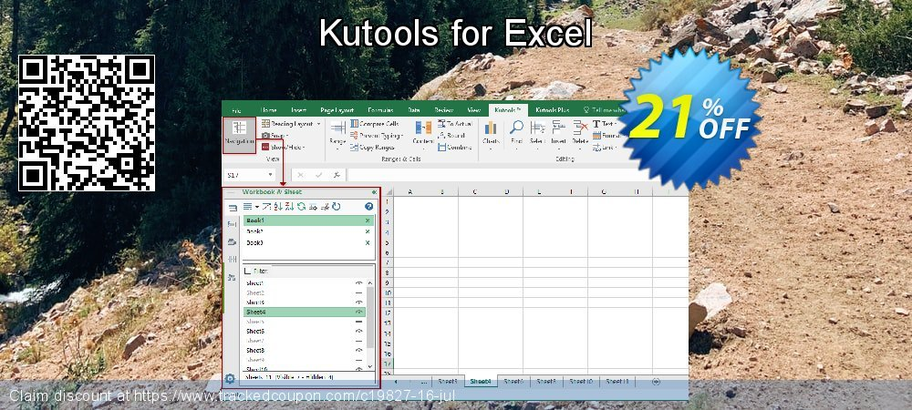 Kutools for Excel coupon on Thanksgiving discounts