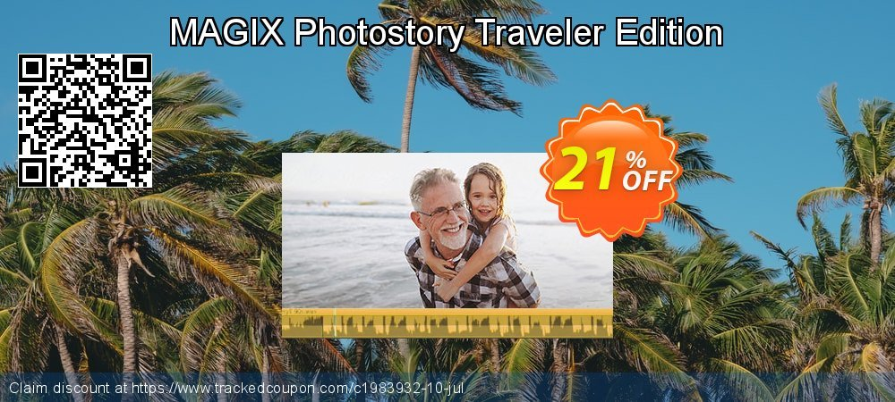 MAGIX Photostory Traveler Edition coupon on Mom Day discount