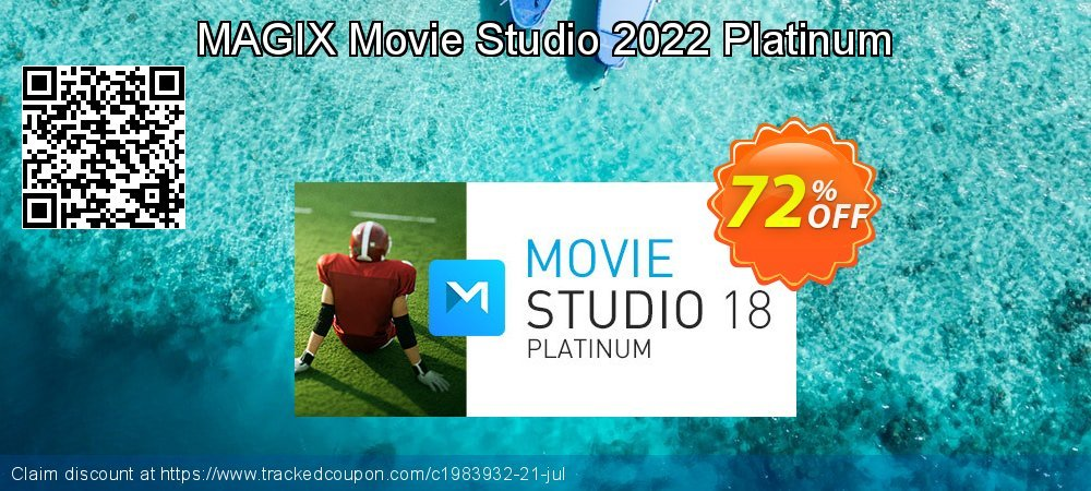 VEGAS Movie Studio 17 Platinum coupon on Mothers Day offering sales