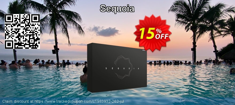 Sequoia coupon on Mom Day discount