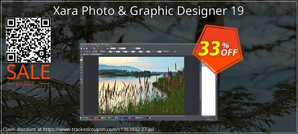 Xara Photo & Graphic Designer coupon on Lunar New Year discounts