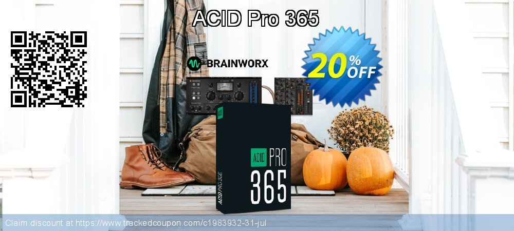 ACID Pro 365 coupon on Mothers Day super sale
