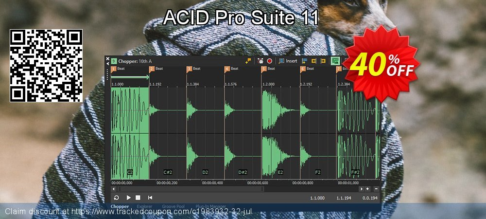 ACID Pro Suite 10 coupon on May Day discounts
