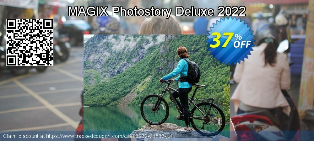MAGIX Photostory Deluxe 2021 coupon on Mothers Day discount