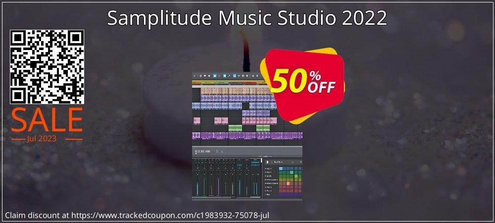 Samplitude Music Studio 2021 coupon on Mom Day offer