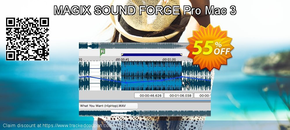 MAGIX SOUND FORGE Pro Mac 3 coupon on Mom Day deals
