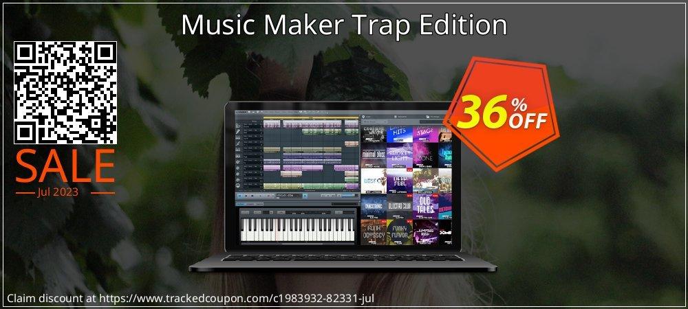 Music Maker Trap Edition coupon on All Saints' Eve super sale