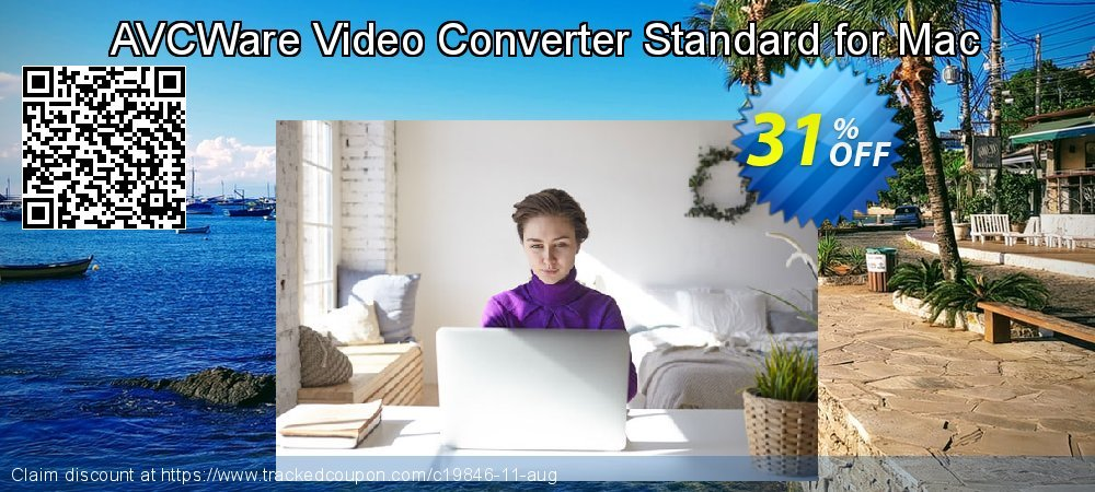 AVCWare Video Converter Standard for Mac coupon on Halloween offer