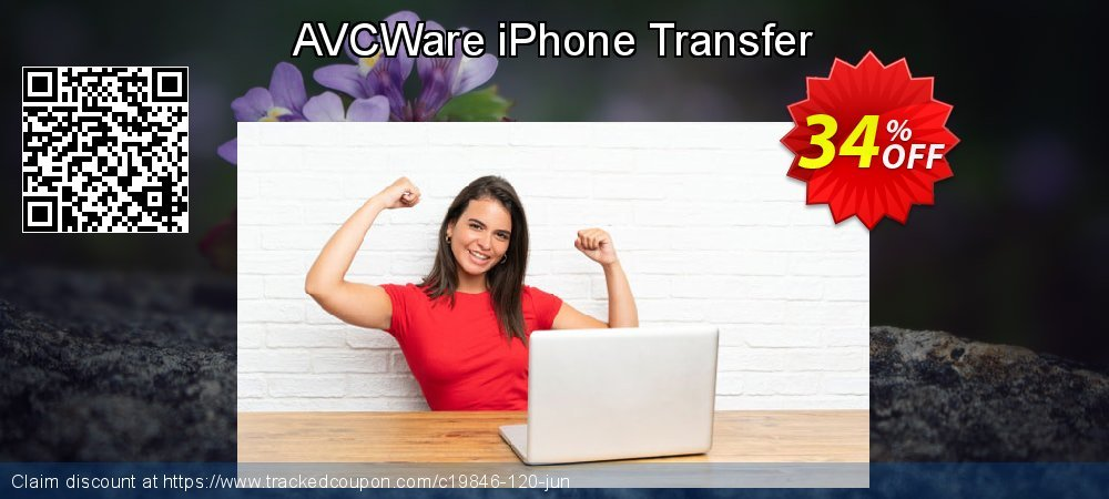 AVCWare iPhone Transfer coupon on Halloween discount