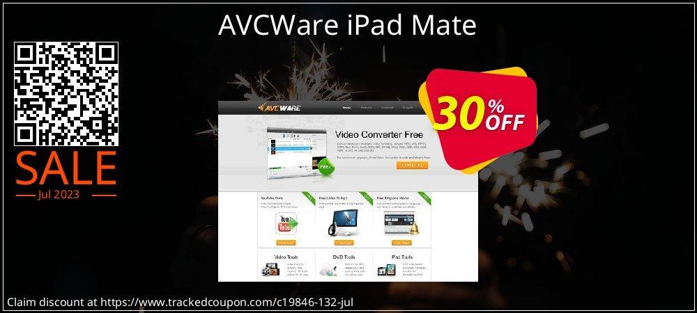 AVCWare iPad Mate coupon on Halloween super sale