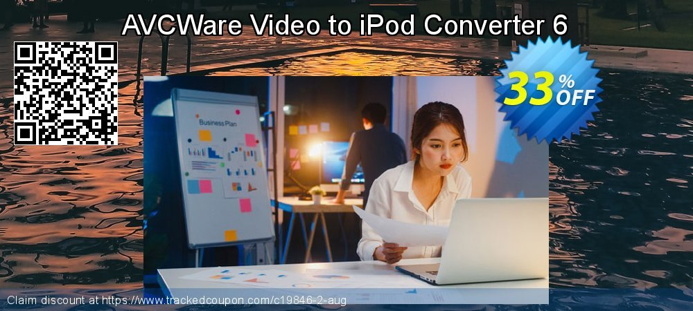 AVCWare Video to iPod Converter 6 coupon on Halloween offer