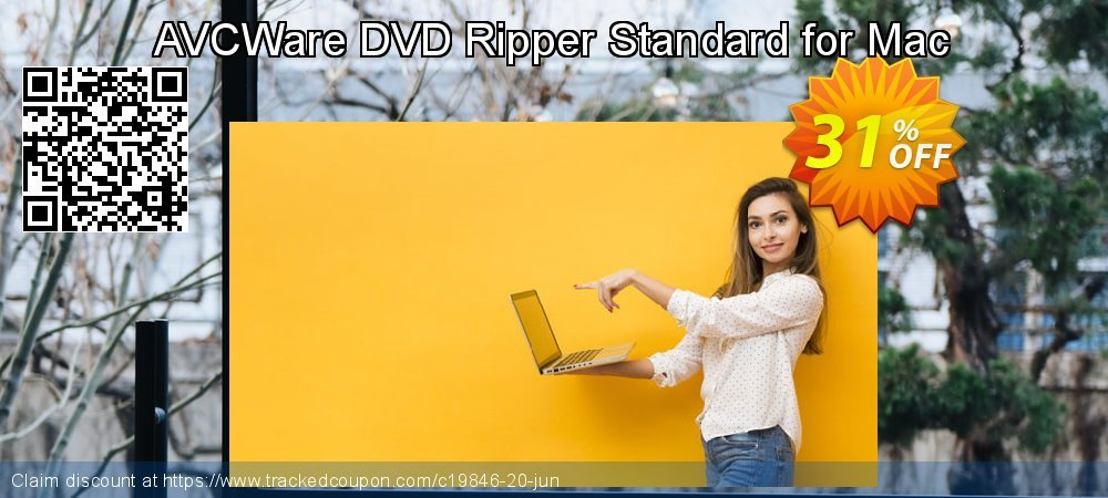 AVCWare DVD Ripper Standard for Mac coupon on Halloween offer