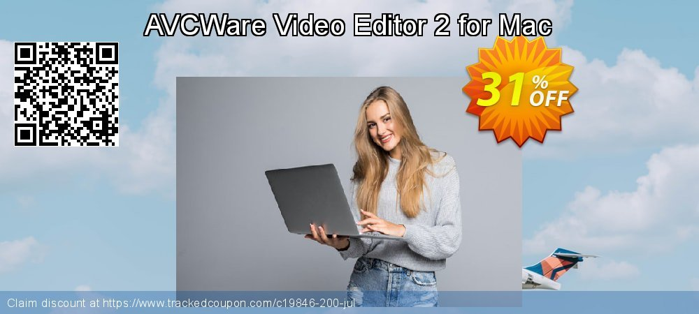 AVCWare Video Editor 2 for Mac coupon on Halloween offer