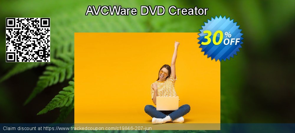 AVCWare DVD Creator coupon on Halloween sales