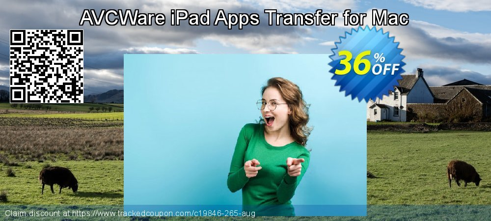 Get 30% OFF AVCWare iPad Apps Transfer for Mac offering sales