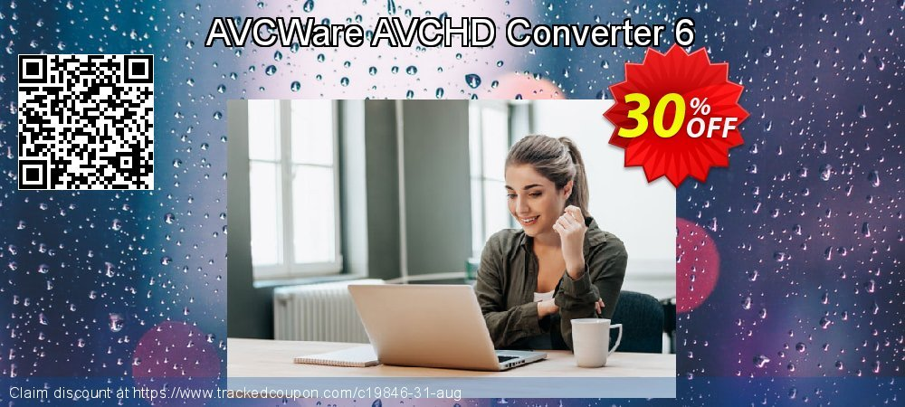 AVCWare AVCHD Converter 6 coupon on Black Friday offering sales