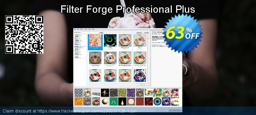 Filter Forge Professional Plus coupon on New Year's Day sales