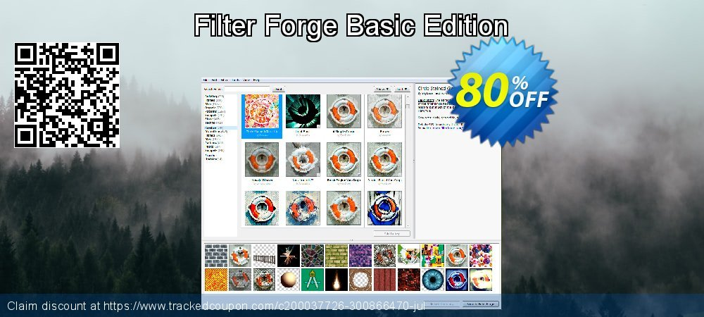 Filter Forge Basic Edition coupon on Happy New Year super sale