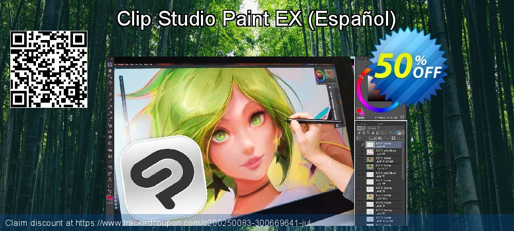 Clip Studio Paint EX - Español  coupon on National Cleanup Day promotions