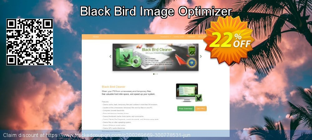 Black Bird Image Optimizer coupon on IT Professionals Day sales