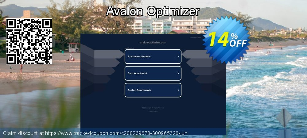 Avalon Optimizer coupon on Sexual Health Day discount